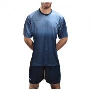 Equipo - Uniforme de Futbol Uhlsport Division Gris/Negro