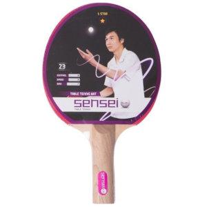 Paleta de Ping Pong Sensei 1* Estrella