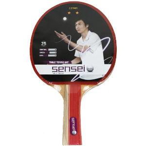 Paleta de Ping Pong Sensei 2* Estrellas