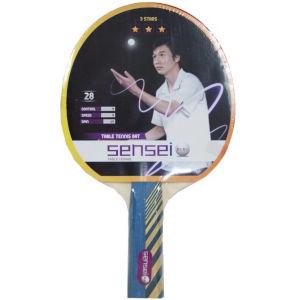 Paleta de Ping Pong Sensei 3* Estrellas