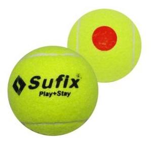 Pelotas de Tenis Sufix Punto Rojo