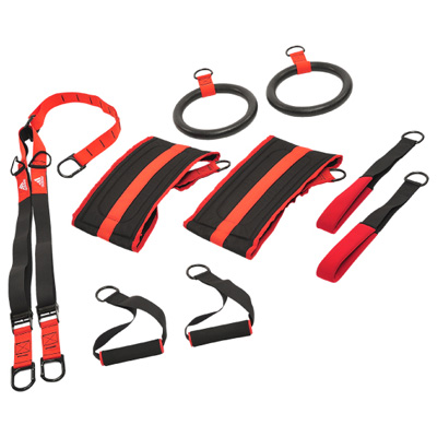 Set de entrenamiento de suspension Adidas 36zero