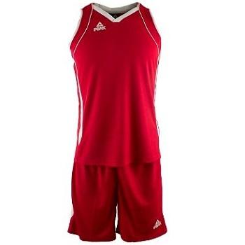 Kit - Set de Basquetbol Peak Mujer Rojo - Blanco