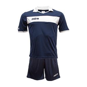 Equipo - Uniforme de Futbol Mitre London Azul Marino