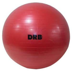Pelota, Balon Pilates DRB Rojo